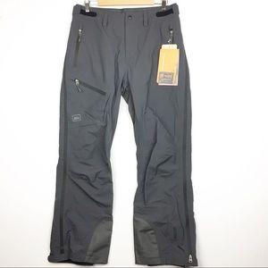 REI Kulshan Ski Snow Pants Waterproof